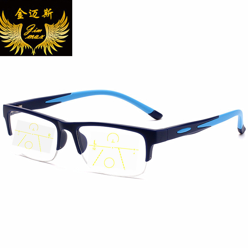 New Men font b Women b font Progressive lenses TR90 Reading Glasses font b Fashion b
