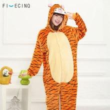 Костюм Тигра для женщин и мужчин  Пижама для взрослых с изображением  животных из мультфильма  костюм тигра  одежда для сна  карн. 0af4bf3087dab