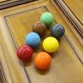 Doce Cor Rodada Bola Knob Armário De Cozinha Em Cerâmica Botão Gaveta Pull Knob Dresser handle 27mm Porcelana Puxadores Para Móveis Crianças