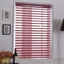Шангри-ла жалюзи прозрачные шторы двухслойные жалюзи затемненные