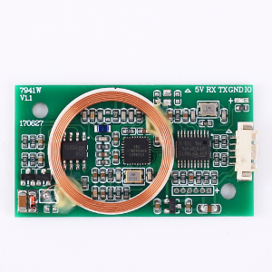 Image 5 - DC 5V RFID Wireless Module UART 13.56MHz 125KHz for IC/ID/ Card Dual Frequency Read Write For Arduino