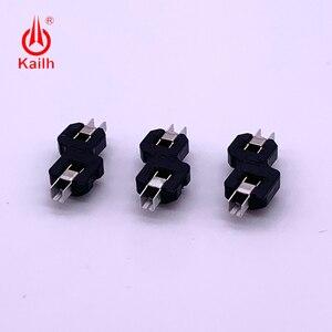 Image 2 - Kailh tomada de troca quente para baixo perfil 1350 interruptores de chocolate no teclado mecânico pcb tomada diy modificação base