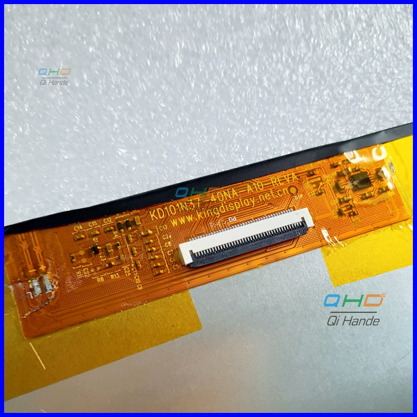 A+ New For 10.1'' inch tablet LCD screen KD101N37-40NA-A10-REVA KD101N37-40NA-A10 LCD Display free shipping