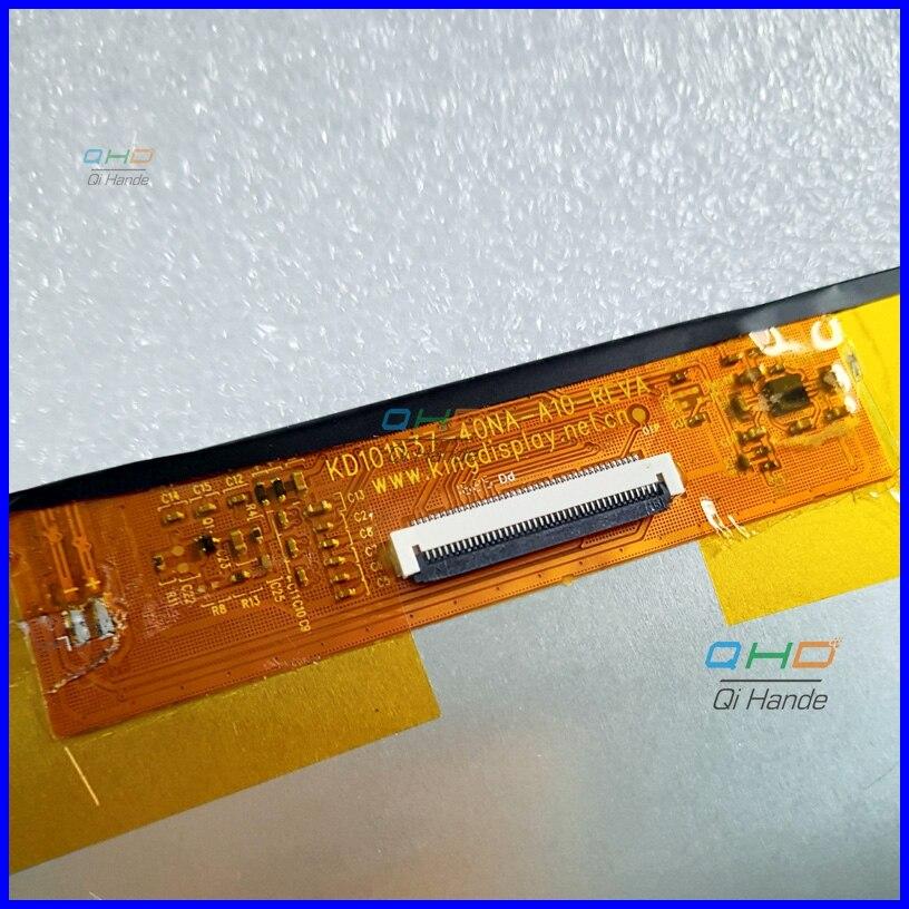 A + Nouveau Pour 10.1 ''pouces tablet LCD écran KD101N37-40NA-A10-REVA KD101N37-40NA-A10 LCD Affichage livraison gratuite