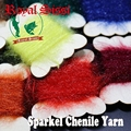 Royal Sissi 10colors Fly Tying hairy Ice Dubbing Thread Flash Sparkle Chenille yarn Nymph Bugs&Scud flies body tying materials
