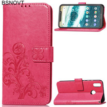 For Motorola Moto One Power Case Soft Silicone Leather Wallet Phone Bag Case For Moto One Power Cover For Motorola P30 Note Case sfor phone case motorola one case luxury rubber phone case for motorola p30 play cover for moto one motorola one xt1941 fundas