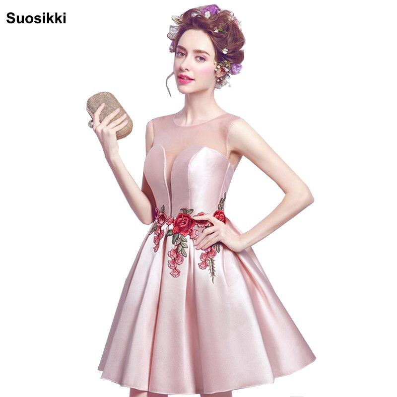 Prom     Dresses   short Sweetheart Evening party Gowns Graduation   Dress   for Girls Vestido Formatura vestido de festa plus size