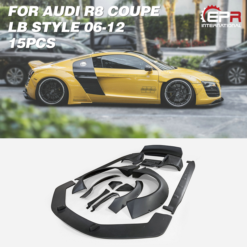 Top ++99 cheap products audi r8 body kit in ROMO