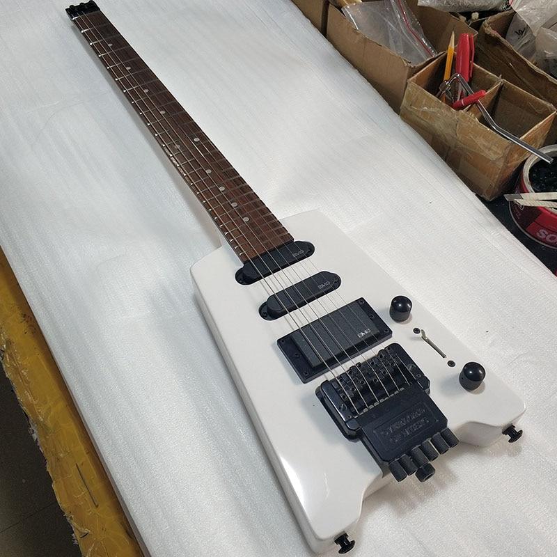 Beyond Huang Guanzhong Headless Electric Guitar Portable Travel Guitar Customizable