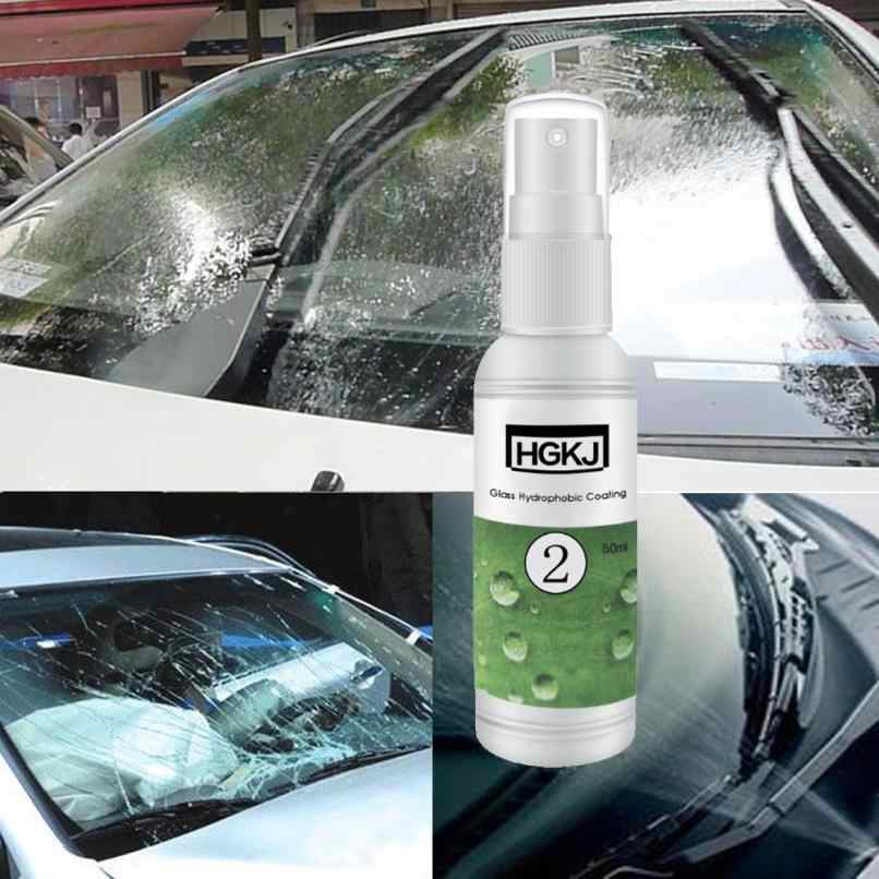 50ML Car Windshield Liquid Ceramic Coat Super Hydrophobic Glass Coating Cleaning  protect car paint