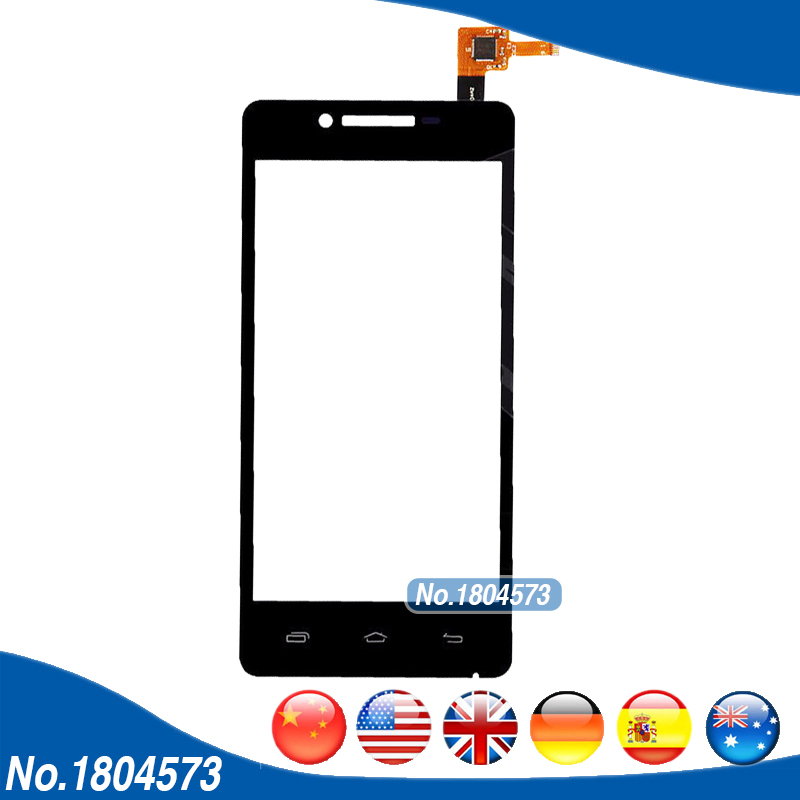 For Prestigio MultiPhone PAP5451 PAP 5451 Duo Touch Screen Panel Digitizer Front Glass Len 1PC/Lot