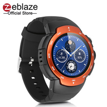 Official Zeblaze Blitz Smart Watch MTK6580 Quad Core Heart Rate Monitor Smartwatch Android 5 1