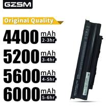HSW Laptop Battery for DELL 13R 14R 15R 17R M411R M501 M5010 N3010 N3110 N4010 N4110 N5010 N5030 N5110 N7010 N7110 battery dc power jack socket for dell inspiron 1464 1564 1764 2100 14r n4010 14r n4110 a860 n7010 n7110