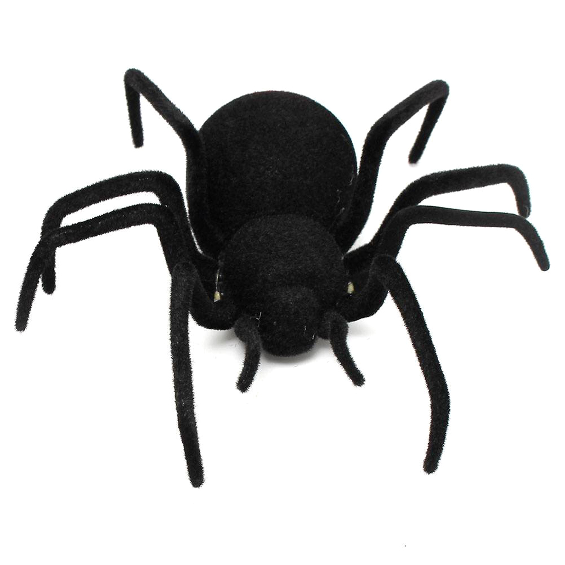 RC contrôlé à distance Araignée télécommande jouet araignée Cadeau Halloween Araignée Géante Latrodectus Noir Veuve 30*30*8.5 cm