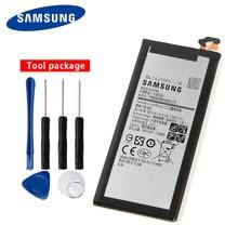 Original Samsung EB-BJ730ABE Battery For Samsung Galaxy J7 Pro 2017 J730GM J730K SM-J730F SM-J730DS SM-J730G 3600mAh samsung original replacement battery eb bj730abe for samsung galaxy j7 pro j730f j730g j730ds j730fm j730gm j730k 3600mah