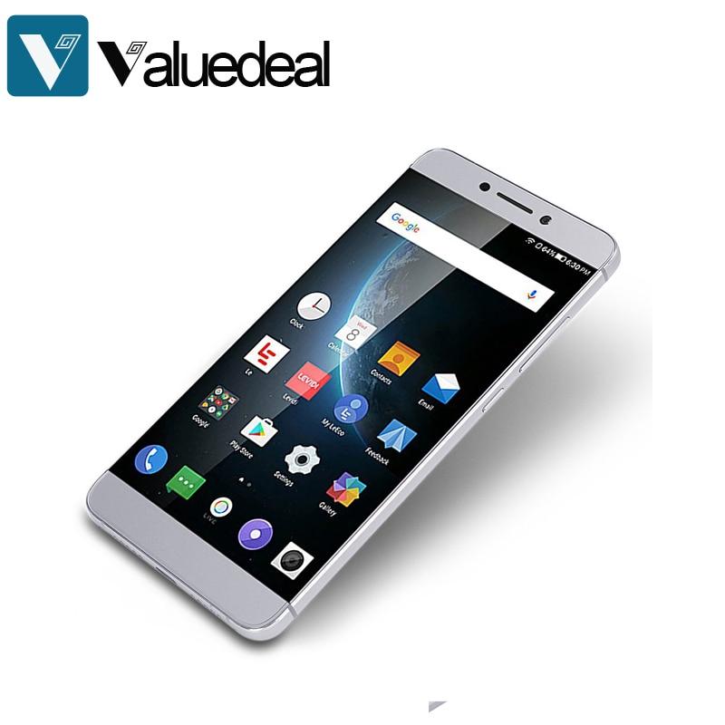 bilder für Ursprüngliche LeTV LeEco Le Max 2X821 4 GB RAM 32 GB ROM 5,7 zoll Android 6.0 OS 4G LTE Smartphone 64-Bit für Qualcomm Snapdragon 820