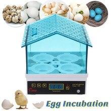 VOGVIGO 4 Digital Egg Incubator For Chicken Duck Temperature Control Automatic Turning/Chicken Hatcher encubadoras para pollos