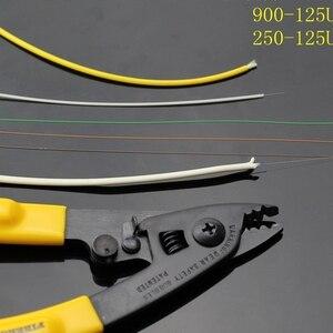 Image 4 - Free Shipping Tri hole Fiber Optic Stripper CFS 3 FTTH Cable Stripper Kevlar Scissors Cutter