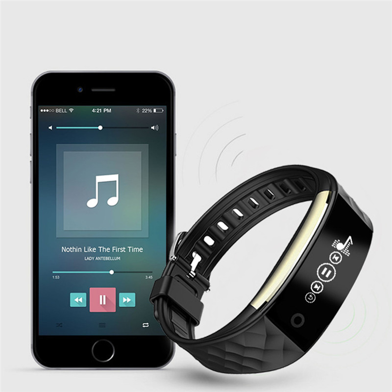 Smart Watch Naiste Meeste Fitness Smart Käevõru Band GPS Bluetooth - Meeste käekellad - Foto 3