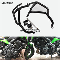 Motorcycle Falling Protection Motorcycle Engine Protetive Guard Crash Bar 100 Brand New Z 900 Protector Bumper