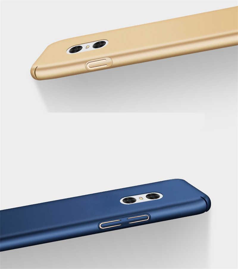 Twardy komputer dla Xiaomi Mi5 5S Plus A1 Mi6 Plus Redmi 3 3s 4 4A 5A Pro globalna uwaga 3 4X Prime pełna pokrywa plastikowe etui na telefony