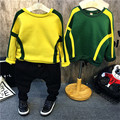 2016 new winter sweater boy's leisure and cashmere jumper warm fashion sweater