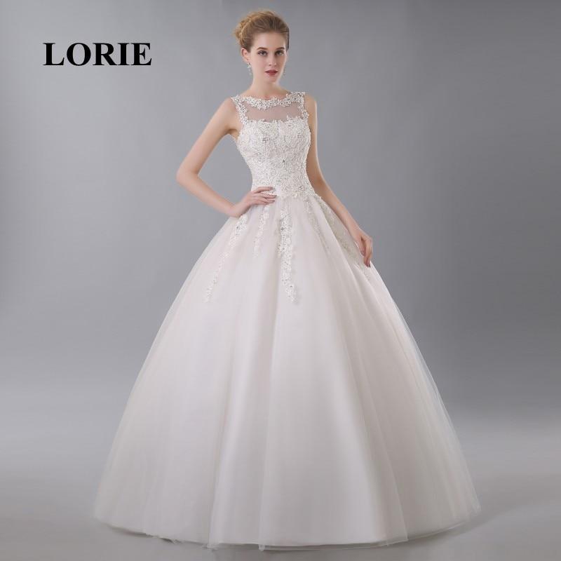 LORIE Brautkleid Online shop china Appliques Customized Kostenloser ...