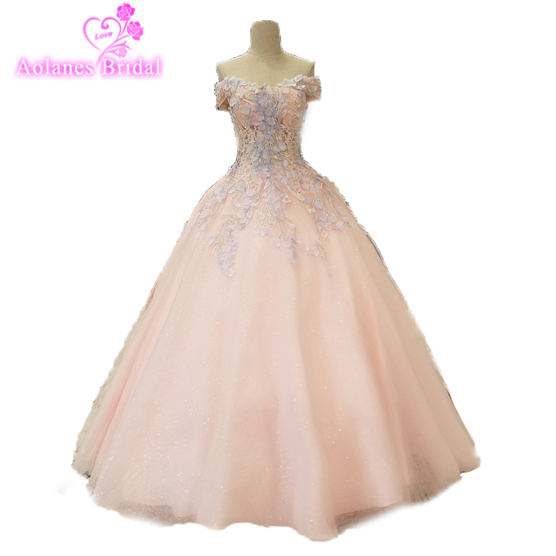 2018 New Korean Style Pregnant Woman Prom Dresses Long Sleeveless Appliques Baby Pink Evening Dresses Vestido De Festa