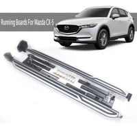 JIOYNG Running Boards For Mazda CX 5 2017 2018 2019 Auto Side Step Bar Pedal nurf bar Brand New Car Nerf Bars Accessories