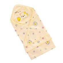 Baby Blanket Cotton Super Soft Kids Month Blankets Newborn Swaddle Infant Wrap Bath Towel Girl Boy Stroller