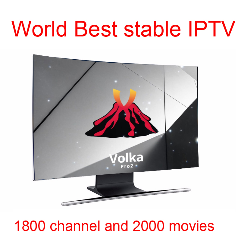 Android Tv Box Oxy IPTV Subscription NEO Pro VOLKA French Europe Arabic Spanish Italian Belgium Iptv Mag250 Vlc VOD