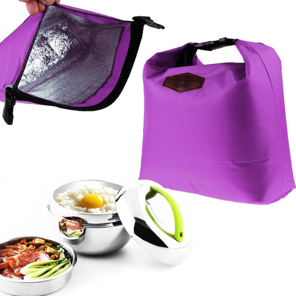 Waterproof Thermal Cooler Insulated Lunch Box Novelties 2019 Fashion Portable Tote Storage Picnic Bag for Students Girls BoysWaterproof Thermal Cooler Insulated Lunch Box Novelties 2019 Fashion Portable Tote Storage Picnic Bag for Students Girls Boys