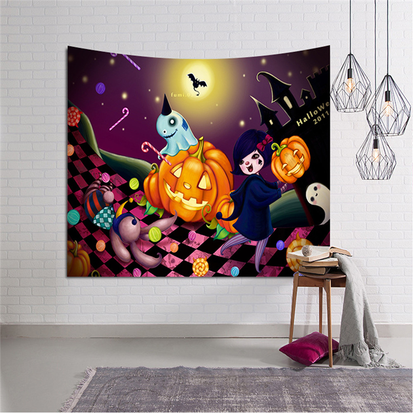 Ouneed drap mandala hot sale Halloween Beach Cover Up Tunic Tapestry Wallhaning Roomdorm Home Decor*30 GIFT 2017 Drop shipping