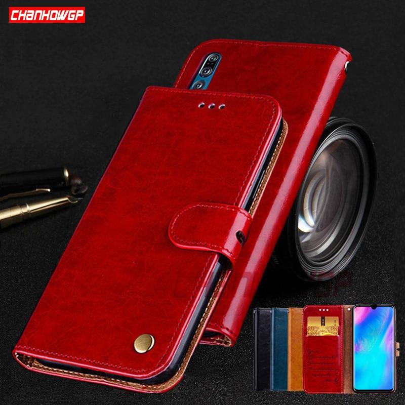 Leather Flip Case For Huawei P30 P20 P Smart Plus P8 Mate 20 Y9 Y7 Y6 Y5 Prime 2018 2019 Honor 10 Lite 10i 9 8A 8X 8C 7A 7C Pro(China)