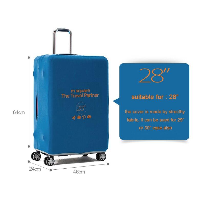 m quadrado bolsa de viagem Tipo de Item : Acessórios do Curso