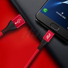 H amp A przewód USB typu C szybka ładowarka dane synchronizacja typu C przewód do Samsung S9 S8 Note 9 8 Huawei Honor telefon USB ładowarka tanie tanio Odwracalne Typ C