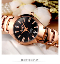 Korean version of ultra-thin watches men and women watch students waterproof simple fashion trend