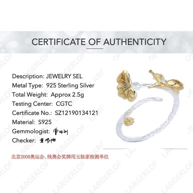 925 Sterling Silver Handmade Ring 5