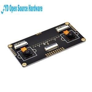 Image 2 - 1 adet Sipeed OV2640 dürbün kamera geliştirme kurulu stereo vizyon derinlik görüş