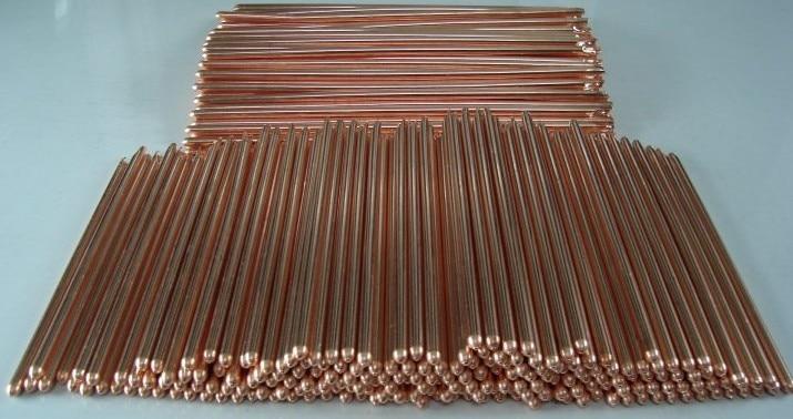 5PCS Diameter 6mm*500mm Heat Pipe DIY Pure Copper Heat Pipe Sintered Power Wicks Heat Conduction Pipe Heat-sink Thermal Pipe