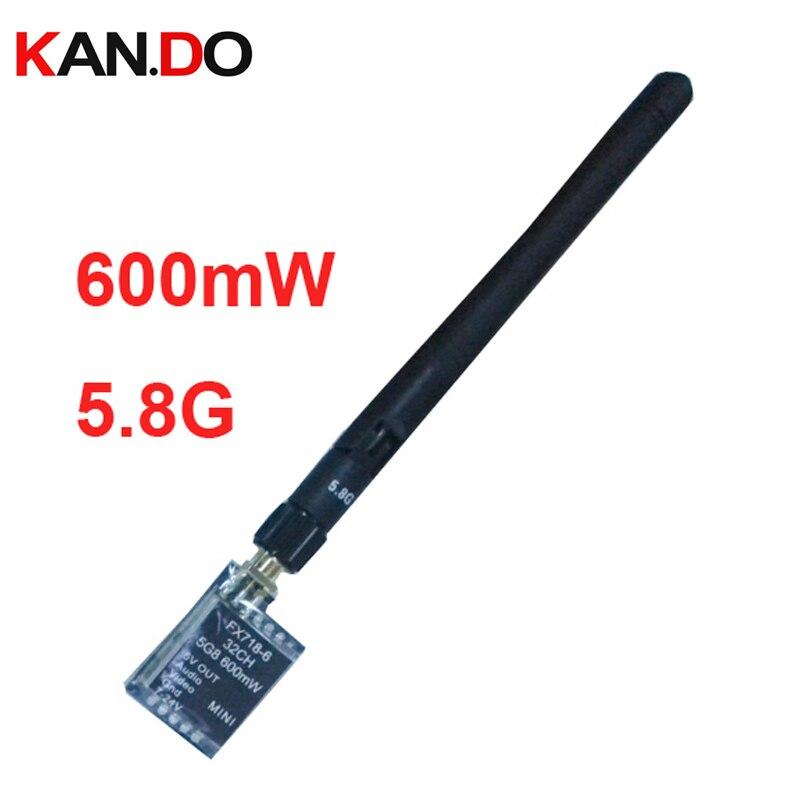 FPV transmitter 600mW big power 32ch 5.8G Wireless transmitter for cctv 5.8G drone Transmitter 5.8G CAM FPV transmitter 5.8G