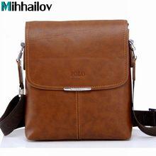 2017 Hot selling  men messenger  bussiness bag pu leather men shoulder bag factory price   SK118