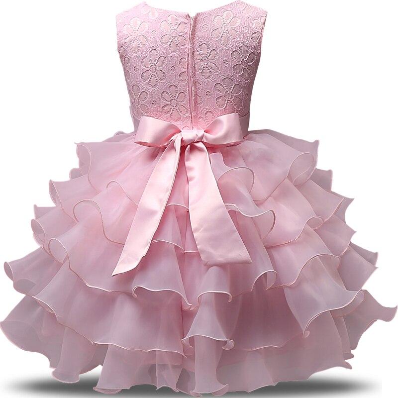 55e76a9e3 2017 New Baby Girl Dress 3 8 Years Floral Baby Girls Dress Vestidos ...