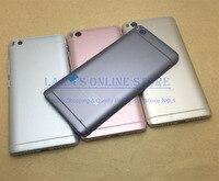 For Xiaomi Mi5S Battery Back Rear Cover Door Housing W Power Volume Buttons For Xiaomi Mi
