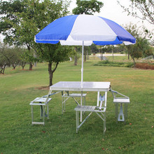 freeshipping Outdoor tables and chairs with umbrella umbrella base