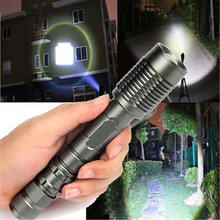 3000LM XM-L T6 LED Zoomable Flashlight Focus Torch Lamp Light 5-mode