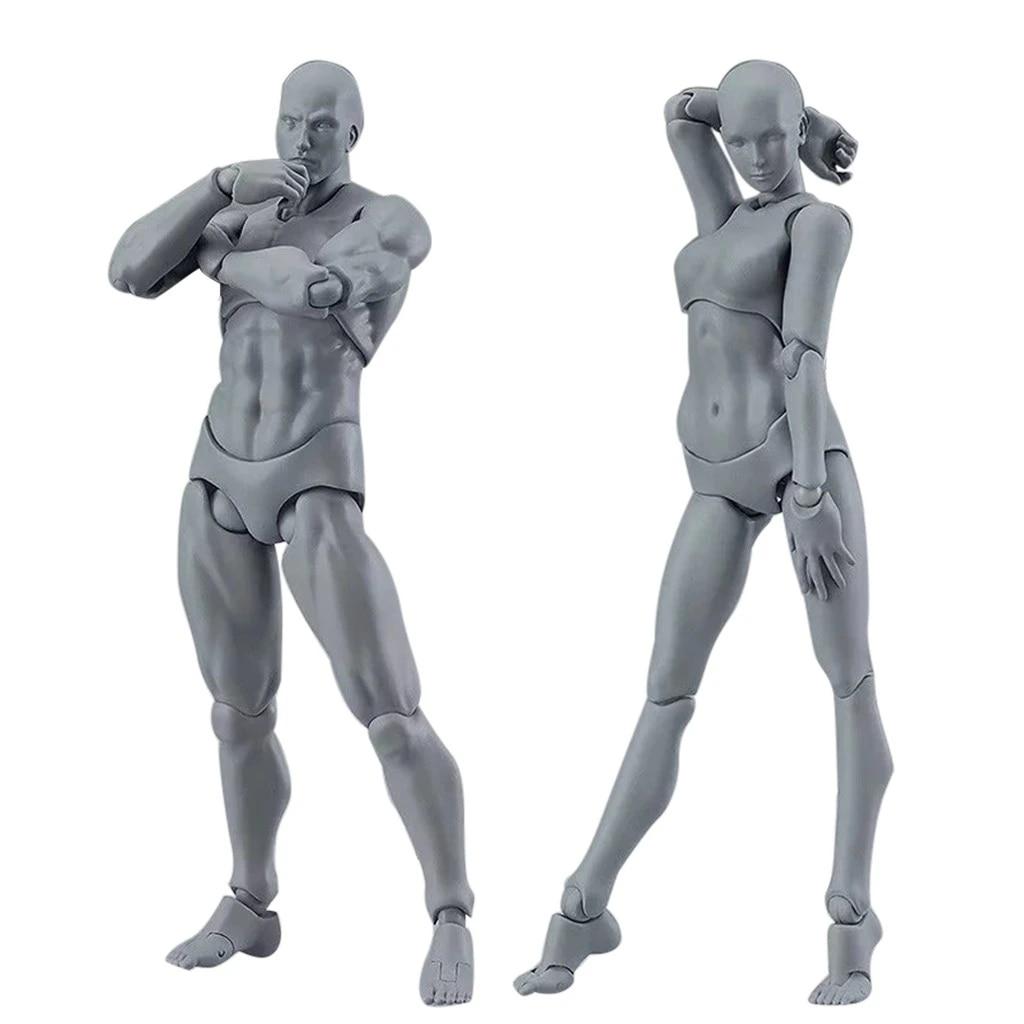 Anime Archetype Ferrite Figma Movable Body Feminino Kun Action Figure Model Toys