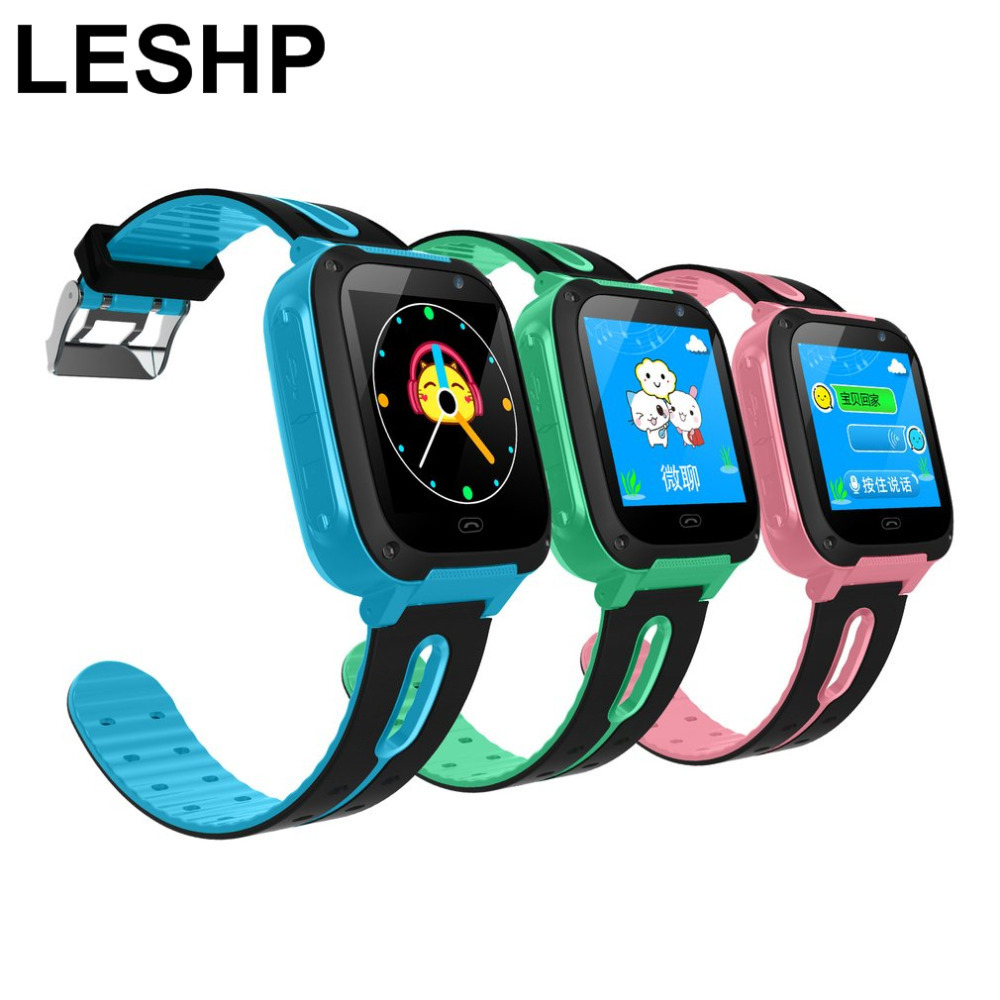 Children Smart Watch Touch Screen GPRS LBS Location SOS Call Remote Monitor GSM Anti-Lost Watch Kid As Gift PK Q50 Q100