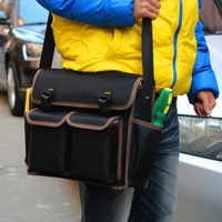 Thicken Oxford Multi Functional Tool Bag Tool Hardware Tool Strap Shoulder Bags Backpack Bag Repair Tool