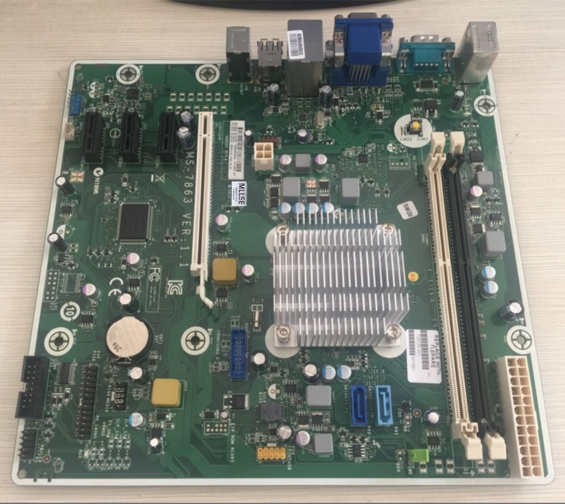 High quality desktop motherboard for 405 G1 MT 729642-001 729725-001 MS-7863 Fully tested high quality desktop motherboard for ms 7860 718412 001 718413 001 780323 001 718775 002 fully tested